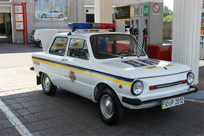 Новая полиция стала исповедовать методы старого ГАИ 1