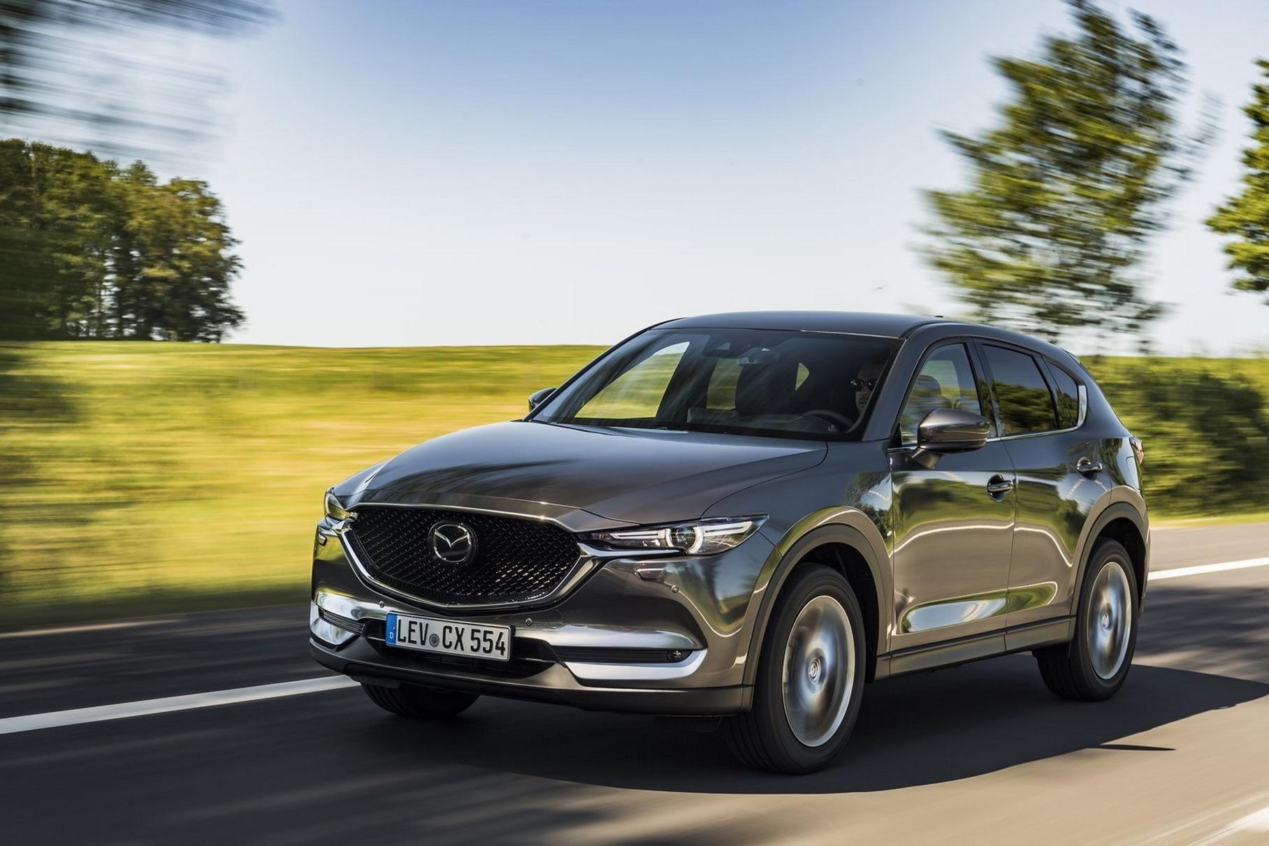 Mazda CX-5 может получить новое имя 1