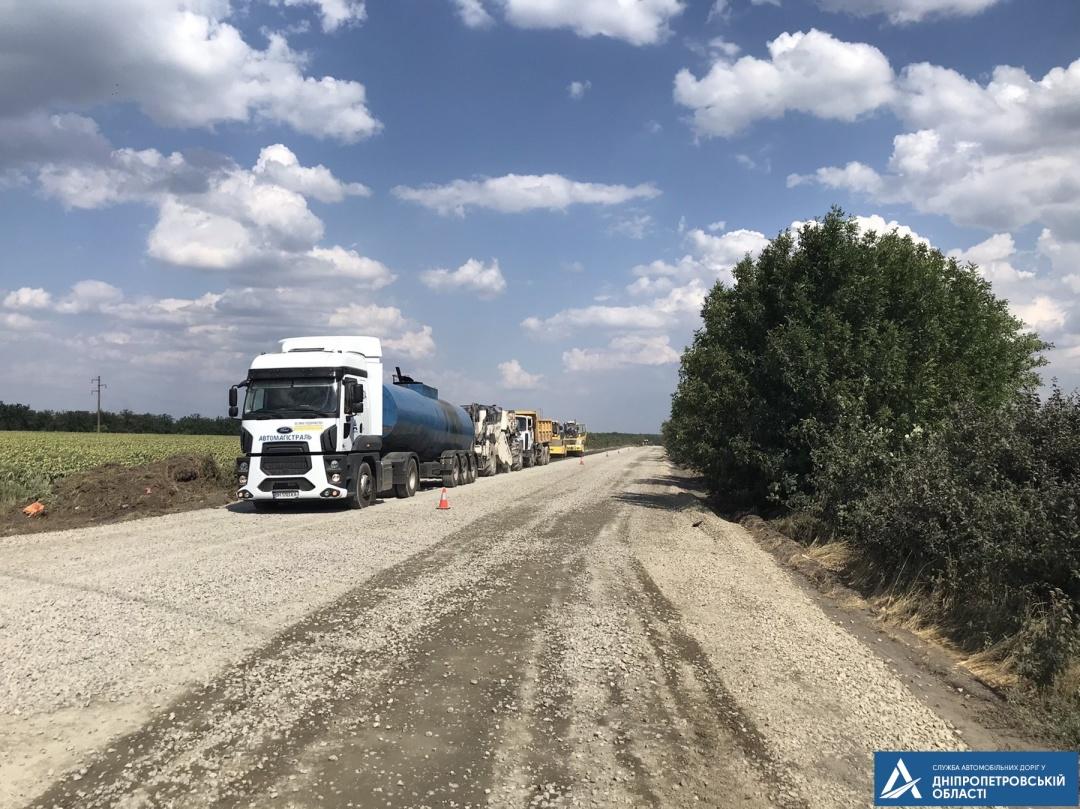 Стартовал ремонт худшей дороги Украины 2