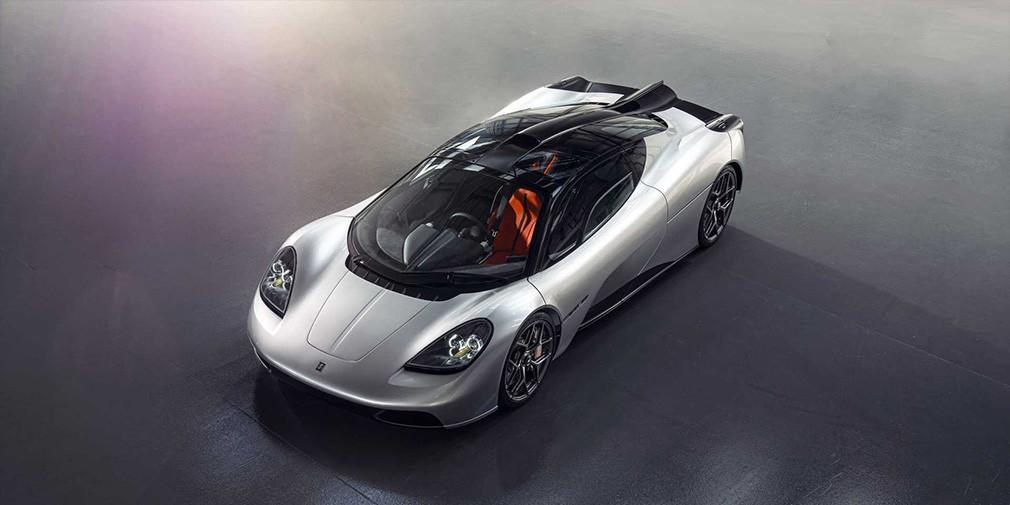 Создатель McLaren F1 выпустил сверхлегкий суперкар за 3 млн долларов 1