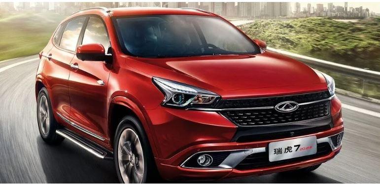 В Украине растут продажи китайских автомобилей 1