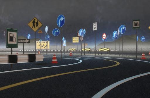 В Украине запустили онлайн карту безопасности дорог 1