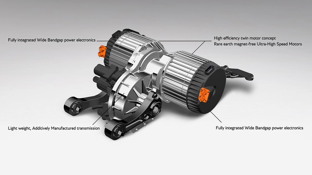 Bentley объявил о работе над «революционной» электрической установкой 1