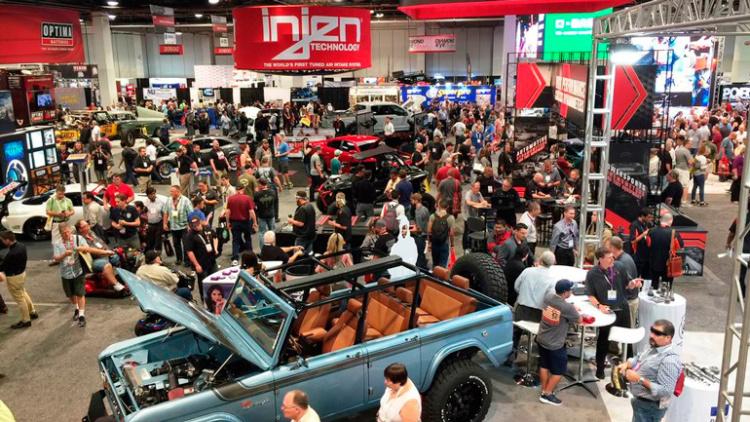 Известная автомобильная выставка в этом году не состоится 1