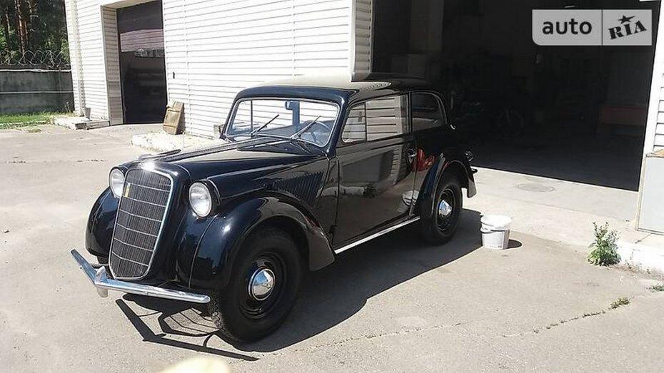 В Украине продают Opel 1939 года 1