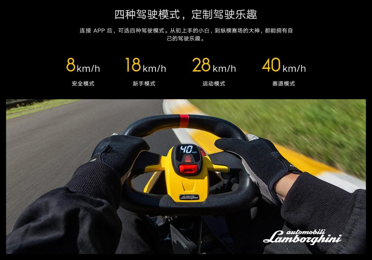 Как выглядит электрокар Lamborghini за 1500 долларов 1