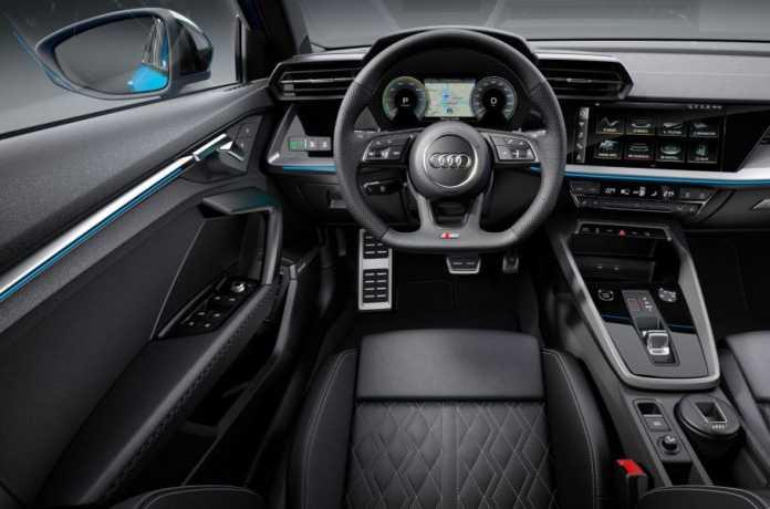 Audi A3 стал подзаряжаемым гибридом 1