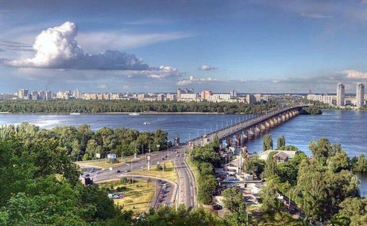 Запасайтесь терпением: мост Патона в Киеве закроют на пять лет 1