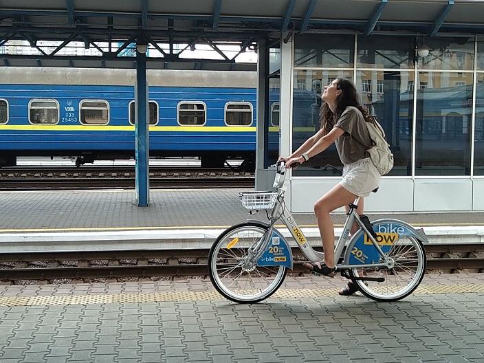 В Киеве объявлена «неделя без автомобилей» 1