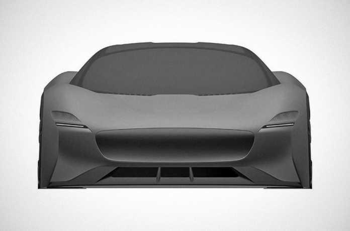 В сети обнаружены изображения неизвестного автомобиля Jaguar 1