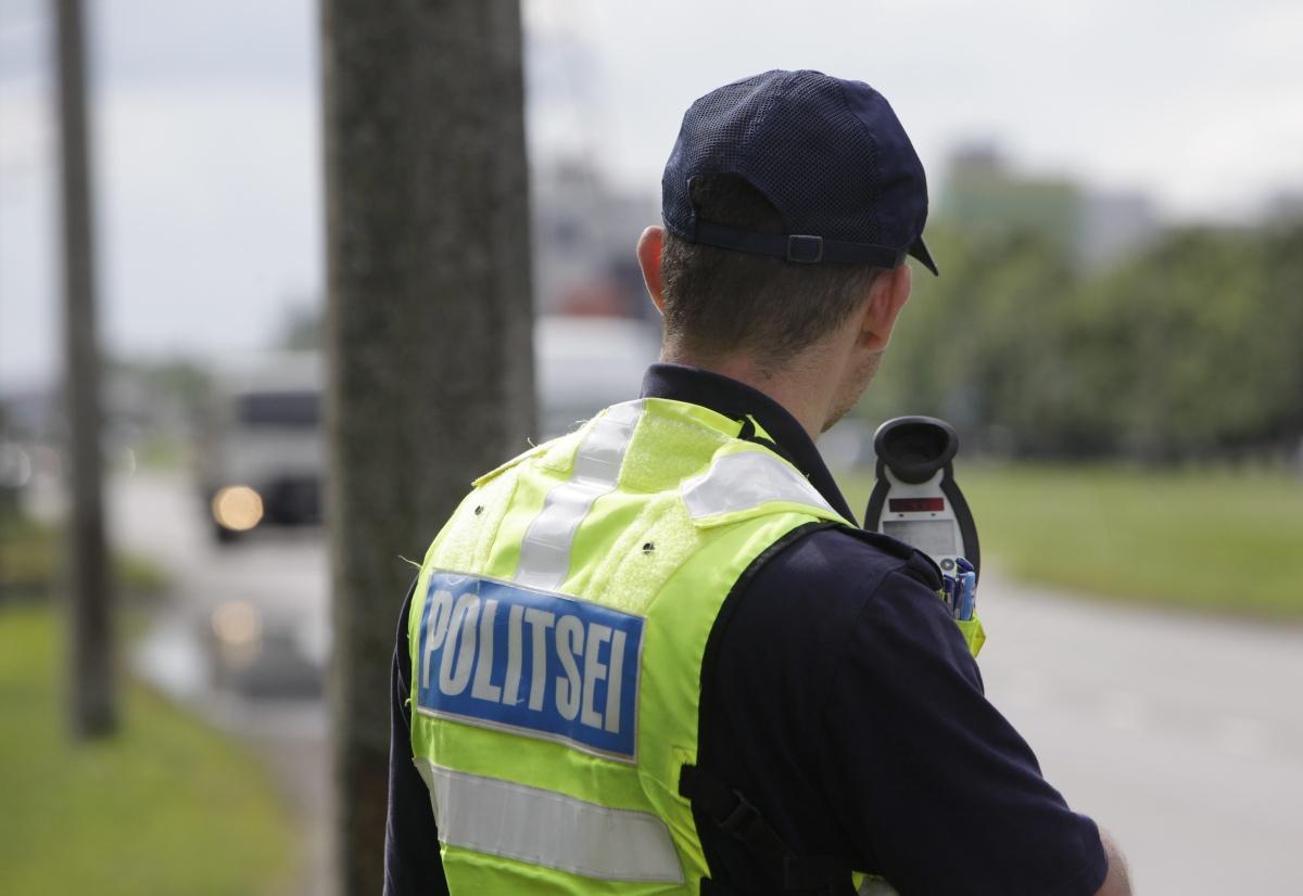 В Эстонии провинившихся водителей будут «ставить в угол» 1