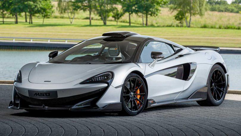 McLaren полностью откажется от бензиновых моторов в ближайшие десять лет 1
