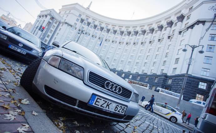 В Украине хотят ввести новые льготы при растаможке автомобилей 1