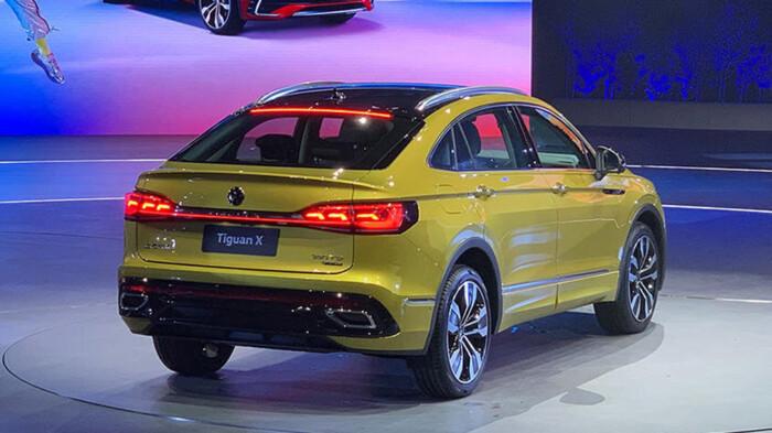 Volkswagen продемонстрировал совершенно иной Tiguan 2