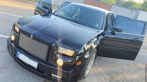 В Украине продают «Rolls-Royce Phantom» по цене Renault Logan 1