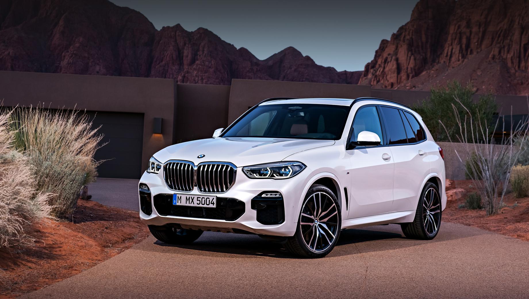 BMW X5 переведут на кардинально иной вид топлива 1
