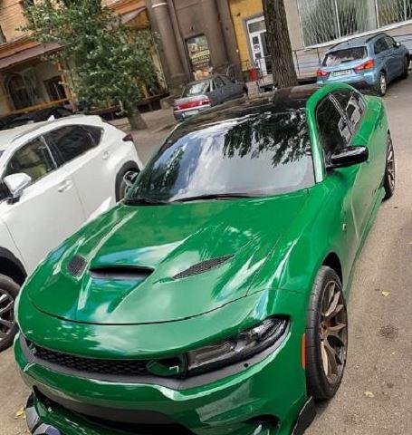 В Украине замечен самый резвый седан на планете 1
