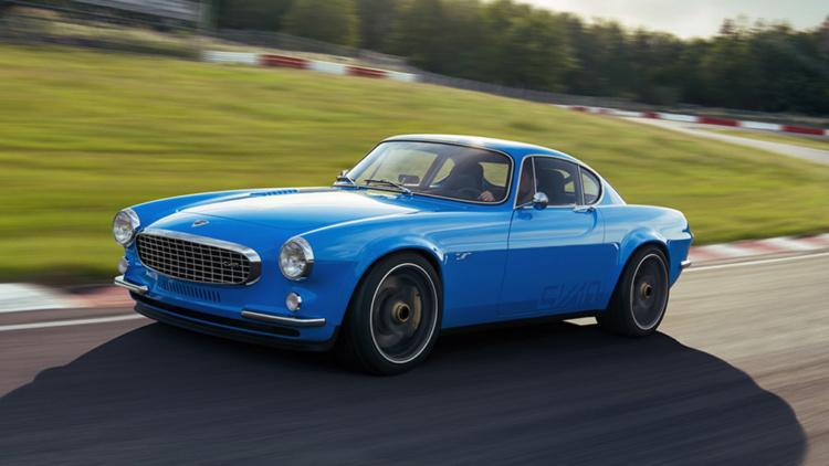 Volvo возродила модель 56-летней давности 1