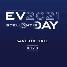 Stellantis проведет EV Day 2021, посвященный электромобилям 1