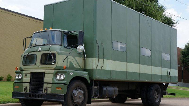 На аукцион выставили грузовик-комбайн из фильма «Живая сталь»  1