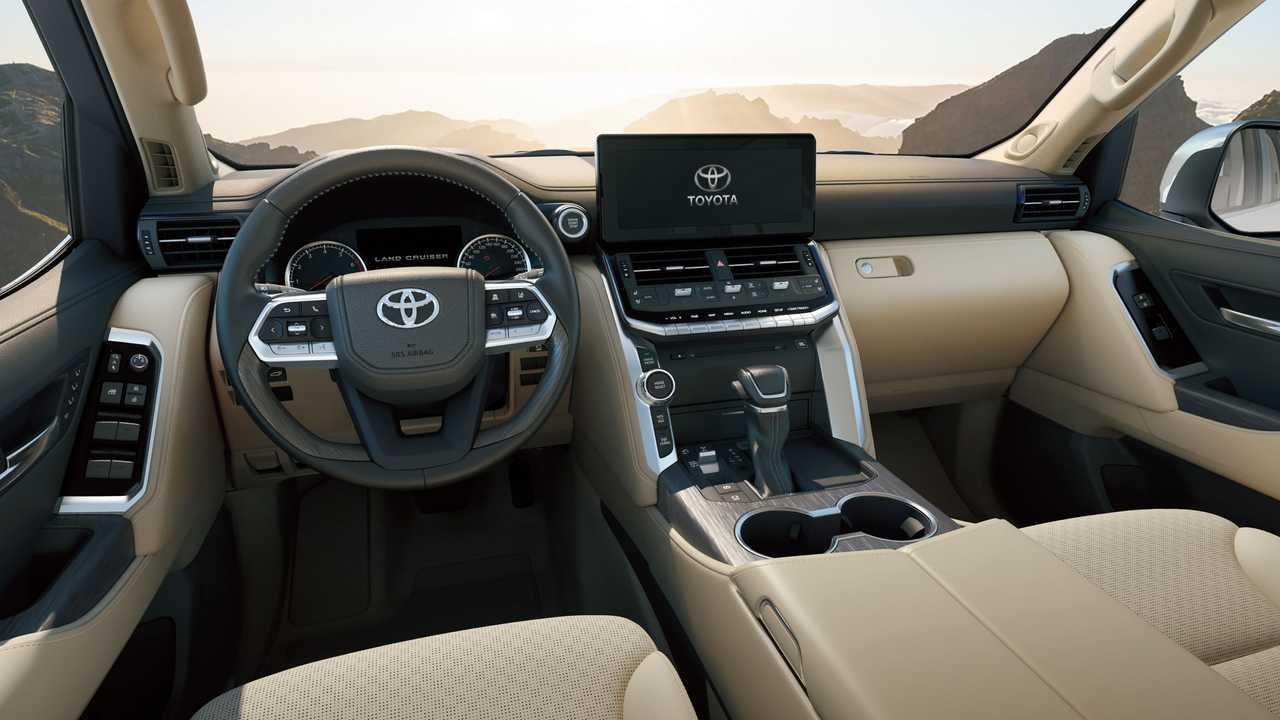 Объявлены цены на Toyota Land Cruiser 300 в Украине 2