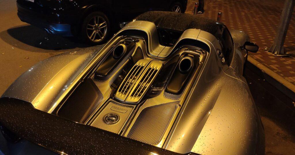 В Украине появился невероятный Porsche за 40 миллионов 3