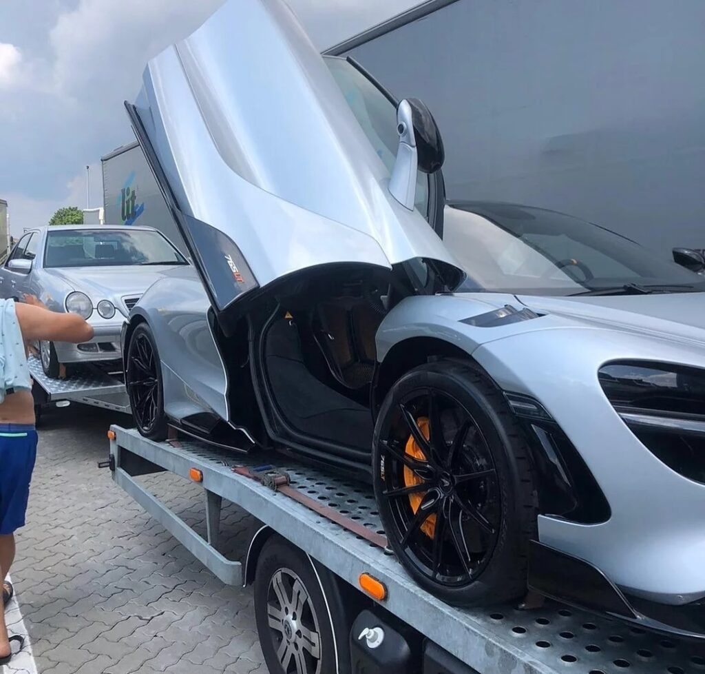 В Украине появился сверхмощный лимитированный суперкар за 400 тысяч 1