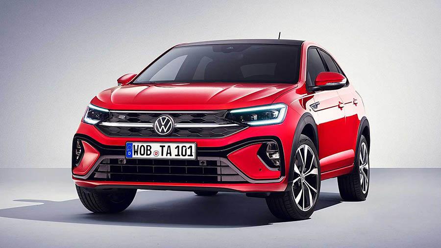 Volkswagen показал новый компакткроссTaigo 1