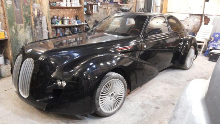 Соцсети всколыхнуло видео с украинским BMW Phantom 1