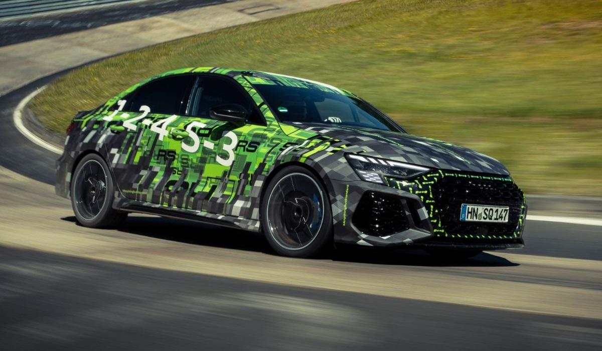 Установлен новый рекорд скорости на скоростной трассе Нюрбургринг 2