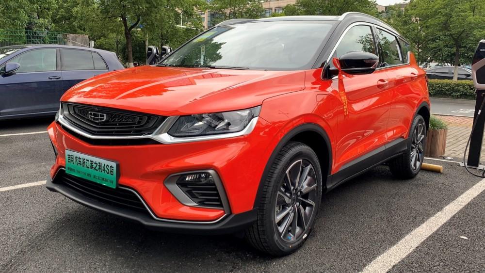 Китайские автомобили начали обгонять по ликвидности Toyota 1