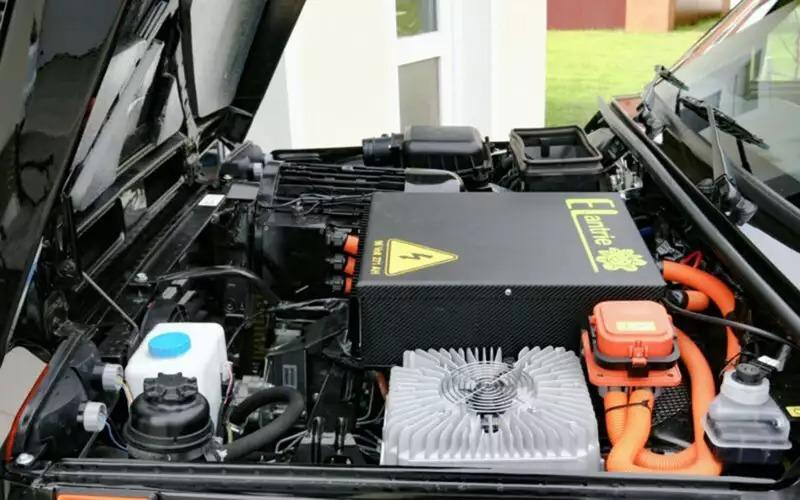 Немцы придумали способ, как переделать любой автомобиль в электрокар всего за 2800 евро 2