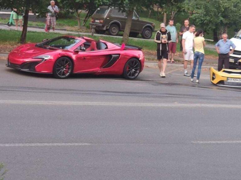 Одна из самых дорогих ДТП в истории Украины (фото) 2