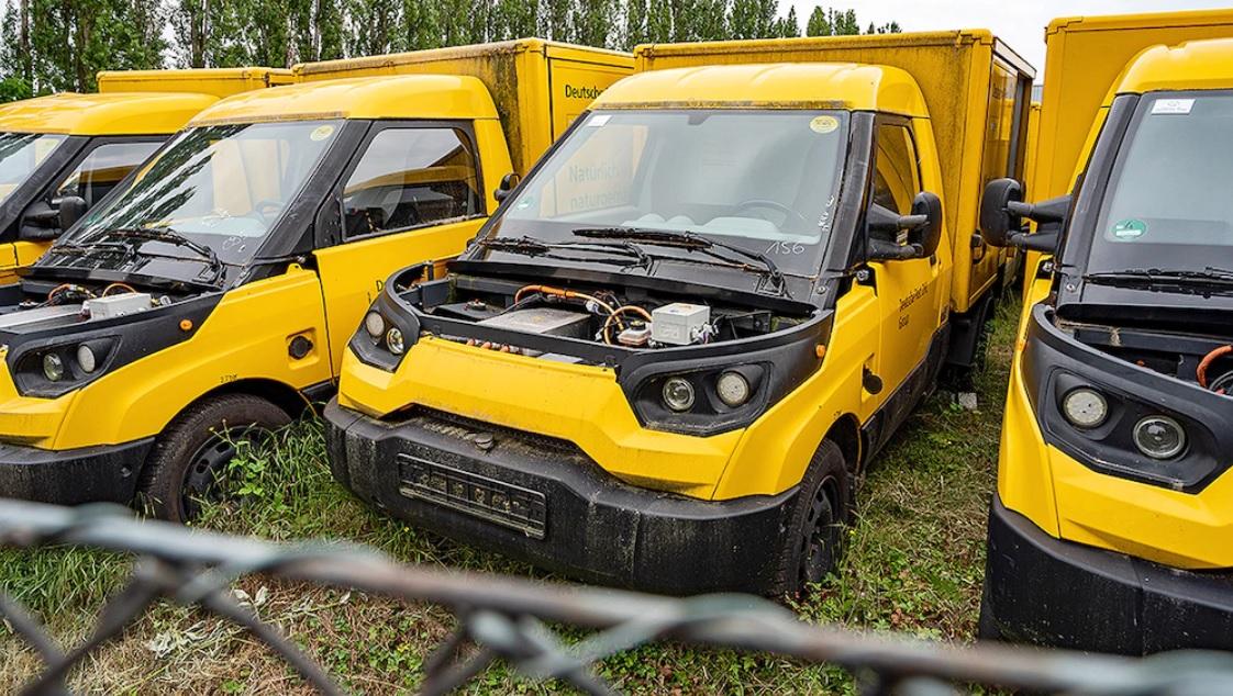 В Германии распродают огромную партию дешевых б/у электромобилей 1