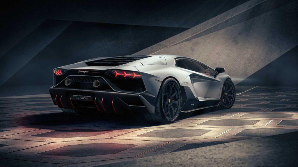 Представлен самый быстрый и крутой суперкар Lamborghini 2