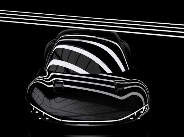 Компания Mercedes-Benz интригует футуристическим концептом 1