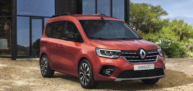 Компания Renault презентовала новое поколение Kangoo 1