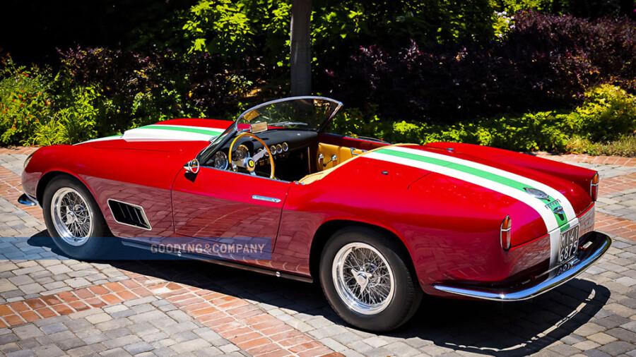 Редчайший 62-летний Ferrari продают за баснословные деньги 1