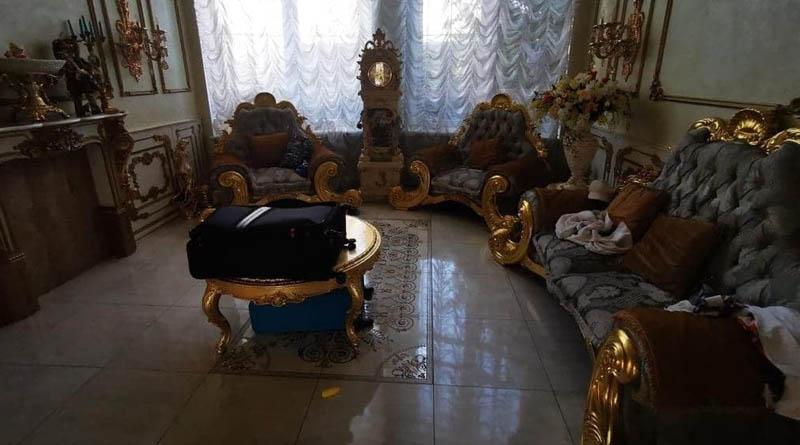 «Пшонка завидует»: у российского «гаишника» обнаружили золотой унитаз 1
