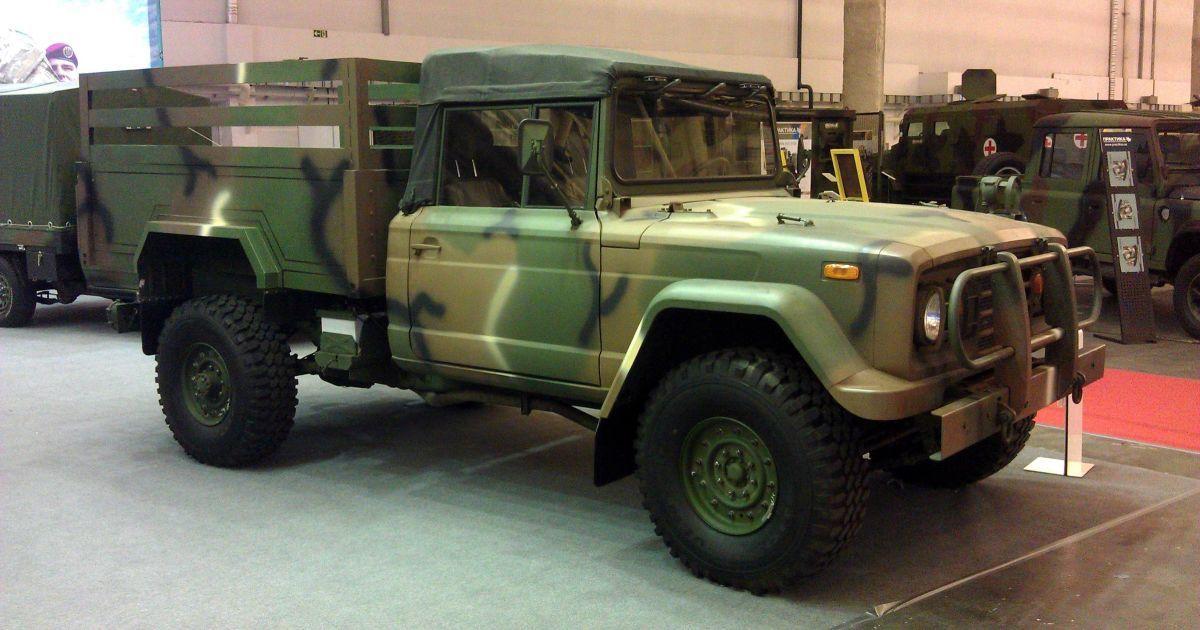 Армия Украины получит внедорожники Kia 1