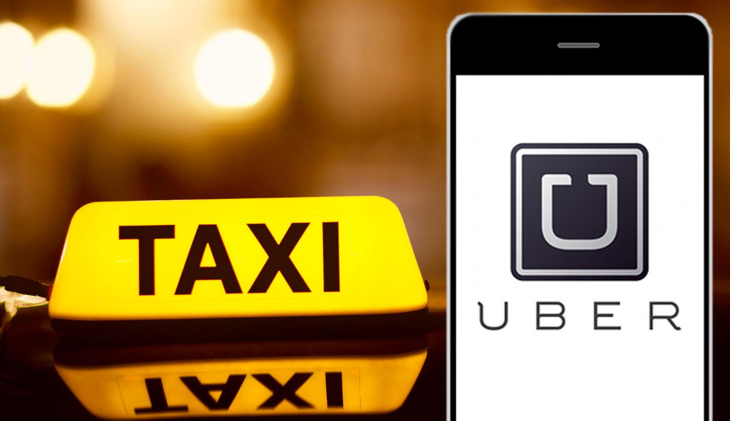 Uber намерен заказать Мерседесов на $10 миллиардов 1