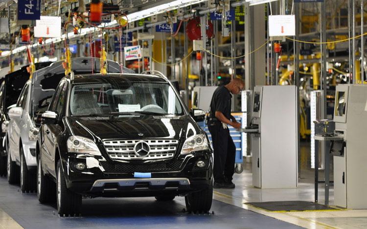 Mercedes перенесет завод из РФ в Польшу 1