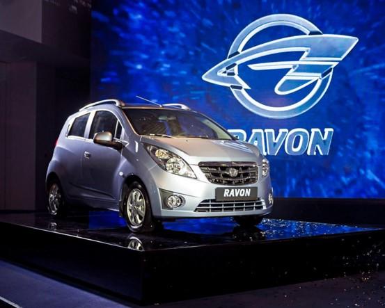Вместо UZ-Daewoo в Украине появится марка Ravon 1