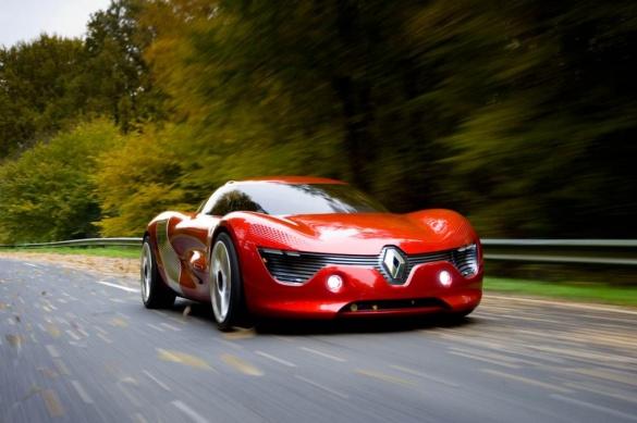 Renault покажет новый концептуальный суперкар 1