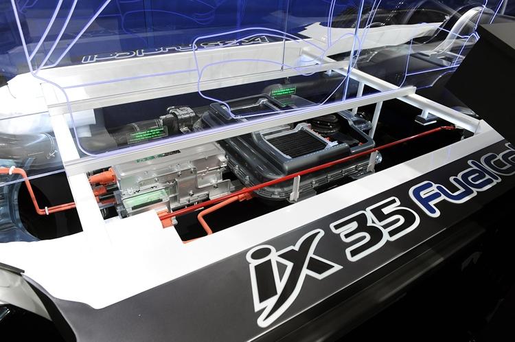 Hyundai анонсирует появление водородного кроссовера 2