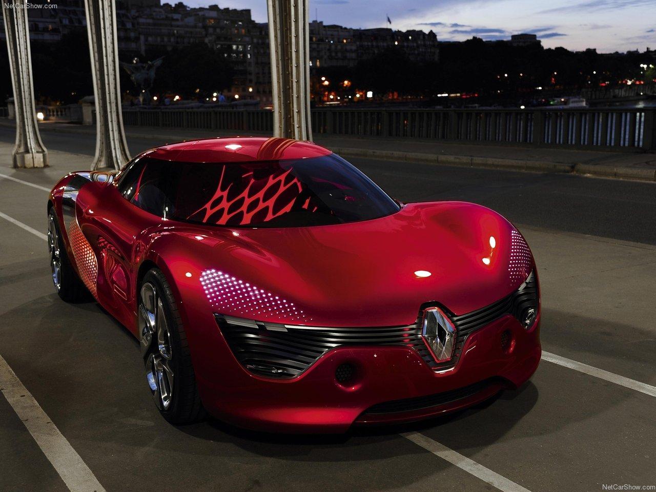 Renault покажет новый концептуальный суперкар 2