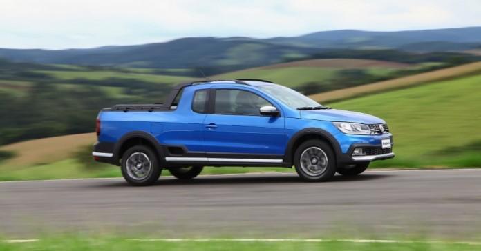 Volkswagen представил обновленный пикап Saveiro 1