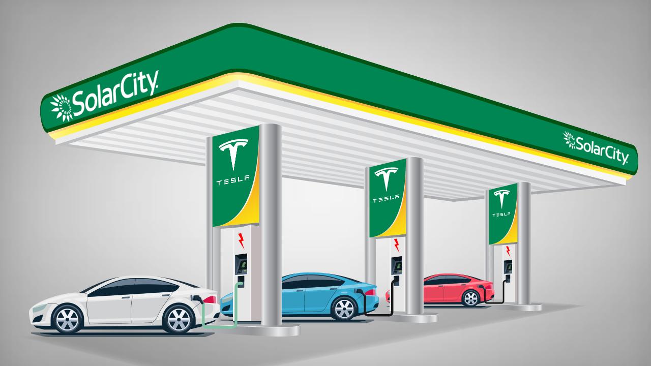Tesla планирует выкупить компанию SolarCity 2