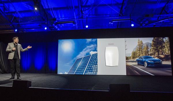 Tesla планирует выкупить компанию SolarCity 1