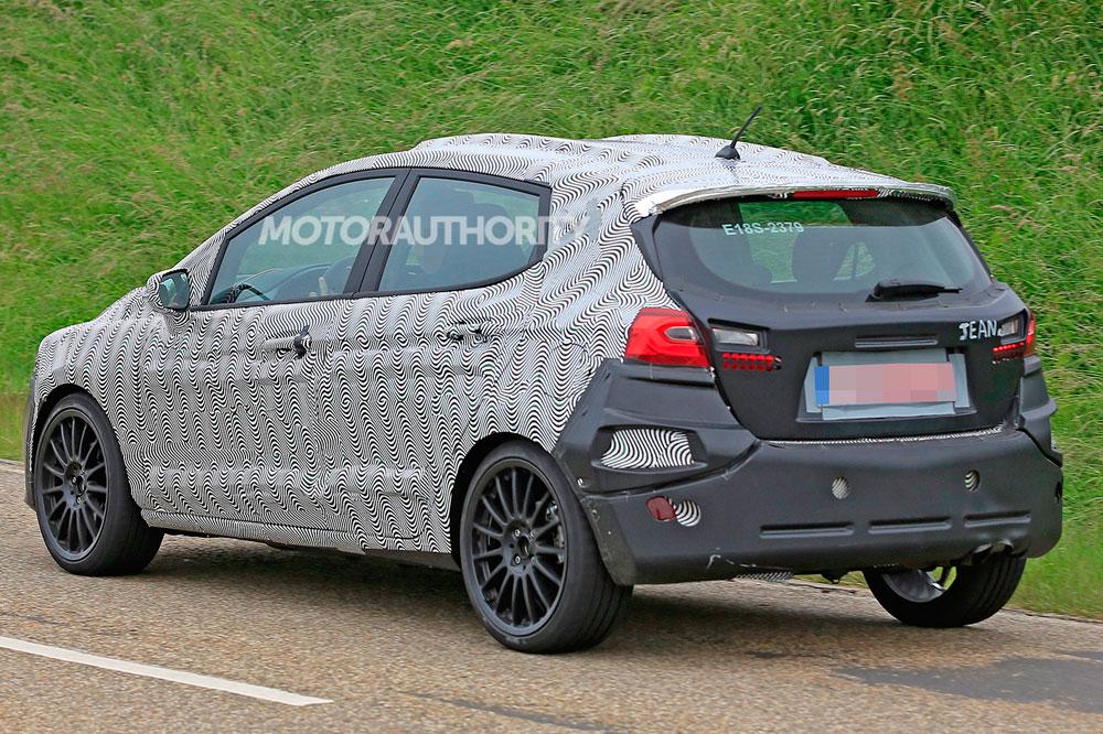 Первые изображения новой Ford Fiesta 2